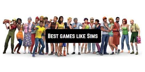sims games ios android