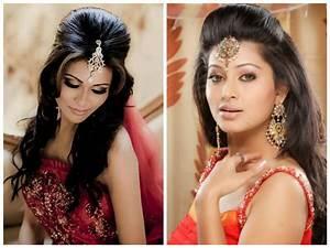 Indian Wedding Hairstyle Ideas For Medium Length Hair