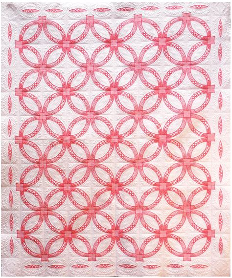 Wedding Rings Pictures: free double wedding ring quilt pattern