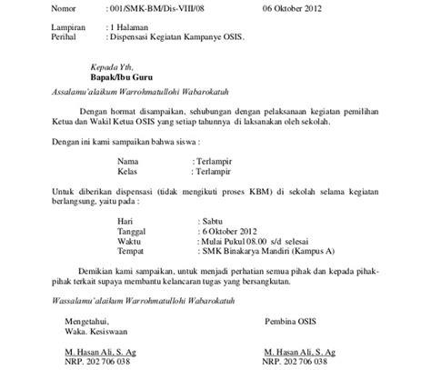 aturan penomoran surat resmi sekolah apotek g