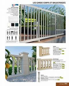 catalogue jardin leroy merlin by marcel page 265 issuu With superb leroy merlin terrasse et jardin 0 garde corps blanc leroy merlin