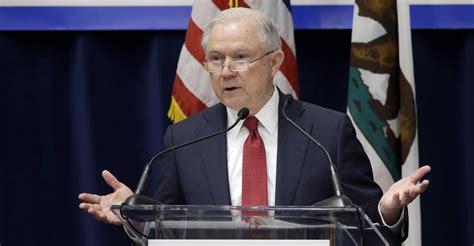 sessions suing california shows republicans  limit