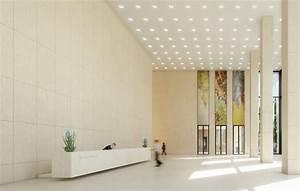 Contemporary lobby | Interior Design Ideas.