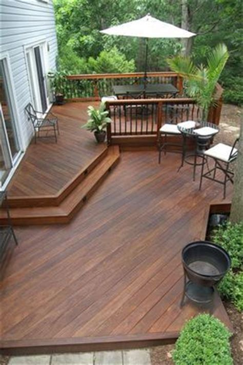 best 20 backyard decks ideas on