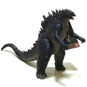 Bandai Godzilla Toys 2014