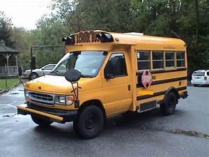 1998 Ford E350 School Bus