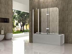 Duschwände Für Badewanne : 3tlg 150 x 140 badewannen faltwand duschwand badewannenaufsatz duschabtrennung ebay ~ Buech-reservation.com Haus und Dekorationen