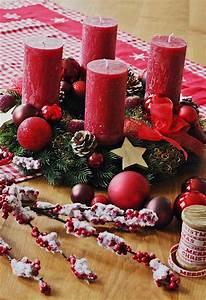 Adventskranz Rot Selber Machen : diy klassischen adventskranz selber machen fashion kitchen ~ Markanthonyermac.com Haus und Dekorationen