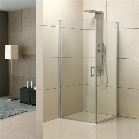 duschabtrennung glas 90x90 duschabtrennung glas megabad