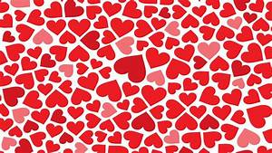 Lots Of Hearts HD Wallpaper FullHDWpp Full HD