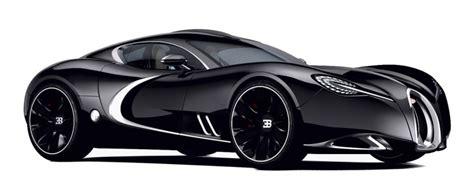 Bugatti Gangloff Concept, futuristically beautiful ...
