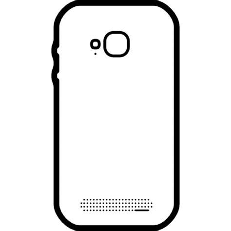 icones bureau gratuits retour de téléphone avec appareil photo télécharger
