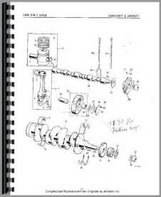 Long 1400 Tractor Loader Backhoe Parts Manual