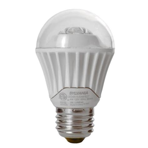 sylvania led light bulbs shop sylvania ultra 25w equivalent dimmable soft white a15