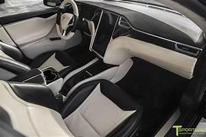 Custom interior for Tesla from tsportline set1 | Tesla, Tesla car