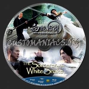 The Sorcerer And The White Snake blu-ray label - DVD ...