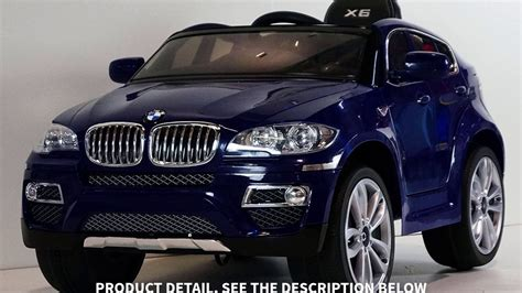 cars bmw x6 children ride on electric car baby blue bmw x6 bmw x6