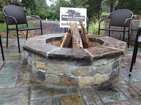 Maybe you would like to learn more about one of these? Walkers Concrete LLC - Cincinnati Outdoor Fireplaces and Fire Pits