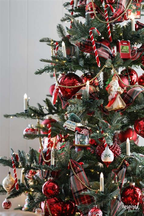 steps   beautifully decorated christmas tree homegoods