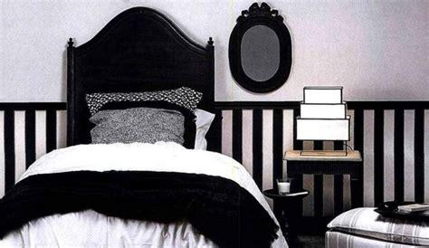deco chambre noir déco chambre et blanc