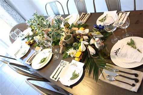 Greek Inspired Dinner Party {part 1}