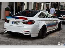 BMW M4 F82 Coupé Liberty Walk widebody by JP Performance