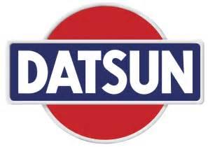 Image result for Datsun Logo
