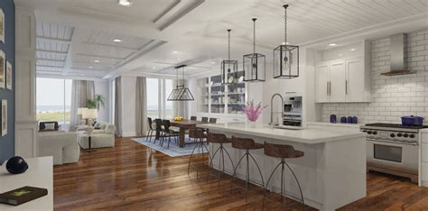 open concept floor plans generating exceptional conversion rate at seaglass