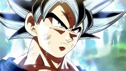 Goku Ultra Instinct Dragon Ball Anime Super