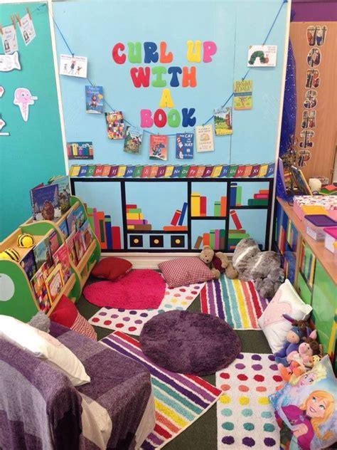 reading area picture  classroom displays facebook