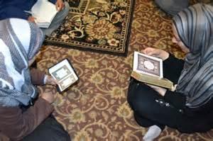 Quran Class Sisters