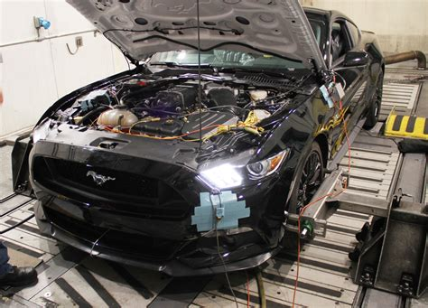 mustang gt supercharger developed  ford performance