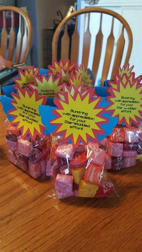 staff retreat  staff appreciation gifts teacher