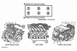 I Need The Firing Order For A 1993 3 1 V6 Lumina With Diagram