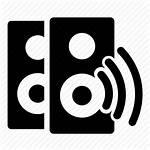 Speaker Icon Sound Icons Vector Wireless Communication