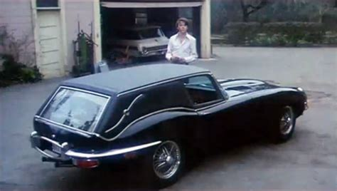 What Was The Harold And Maude Car?