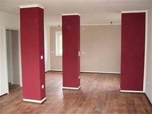 Wände Streichen Farbe : so werden die w nde fachgerecht gestrichen ~ Markanthonyermac.com Haus und Dekorationen