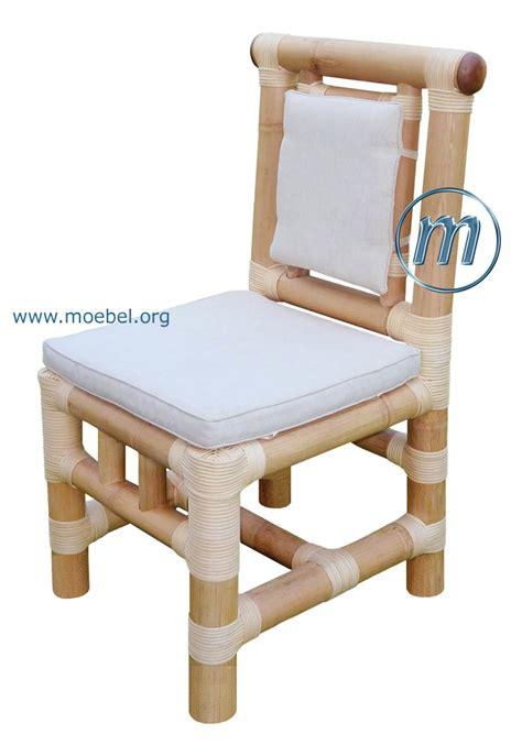 Sessel Für Esszimmer by Sessel St 252 Hle Quot Executive Quot Aus Bambus