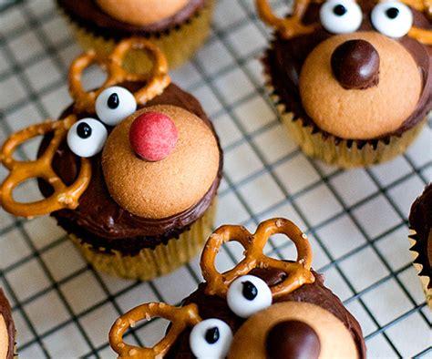 Reindeer Cupcakes   Recipe