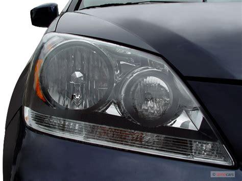 2007 honda odyssey 4 door wagon touring w res headlight