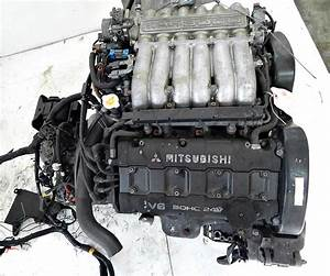 6g72 Mitsubishi 3000 Gt Dodge Stealth Twin Turbo 3 0l V6
