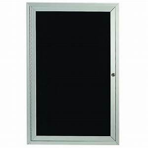 oed330i 339h x 2539w enclosed aluminum changeable letter With outdoor changeable letter boards
