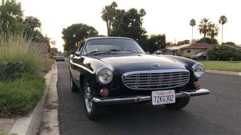 volvo p  speed manual  sale  sherman oaks