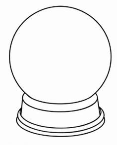 snow globe template 1000 images about inverno on snow globes snowman and coloring pages