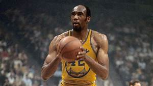 Nate Thurmond Golden State Warriors Hall Of Fame Center