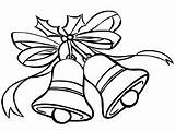 Bells Jingle Coloring Pages sketch template