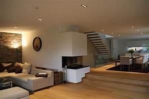 Kosten Einfamilienhaus Neubau : offener wohnbereich einfamilienhaus f ~ Lizthompson.info Haus und Dekorationen