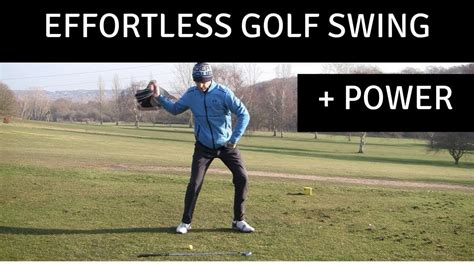 Easy Golf Swing by How To Create Effortless Power With An Easy Golf Swing
