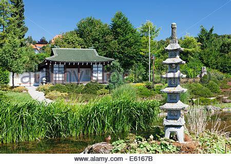 Japanischer Garten Schwarzwald by Eine Traditionelle Japanische Teegarten Und Haus