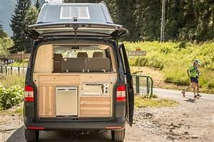 Comment Transporter Un Frigo : solution d 39 am nagement pour campervans bulli camping vw t5 und camper ~ Medecine-chirurgie-esthetiques.com Avis de Voitures